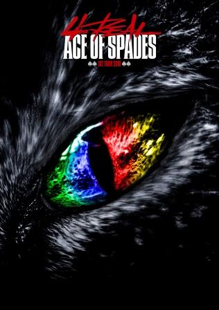 "ACE OF SPADES 1st. TOUR 2019 ""4REAL"" -Legendary night-"